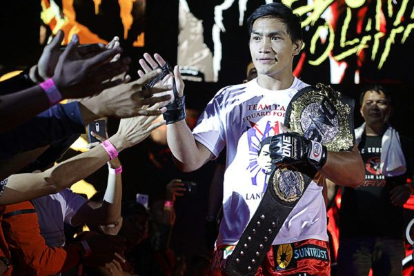 Eduard Folayang's Remarkable Rise To The Top