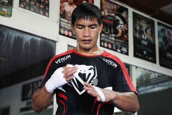 Fatherhood Inspires Eduard Folayang To Be Great