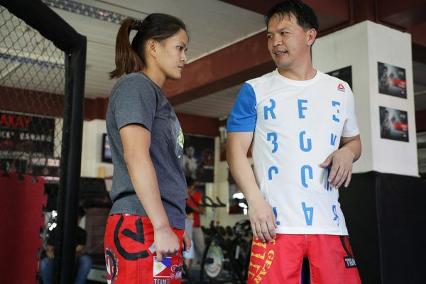 Gina Iniong's Team Push Her To The World Title