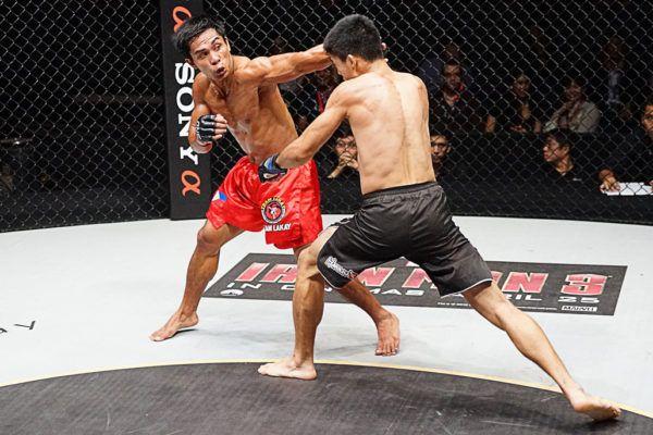 Thanh Vu VS Kevin Belingon