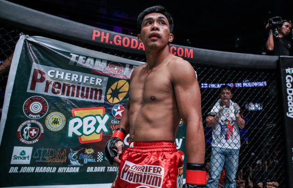 New World Champion Kevin Belingon Still Has Unfinished Business