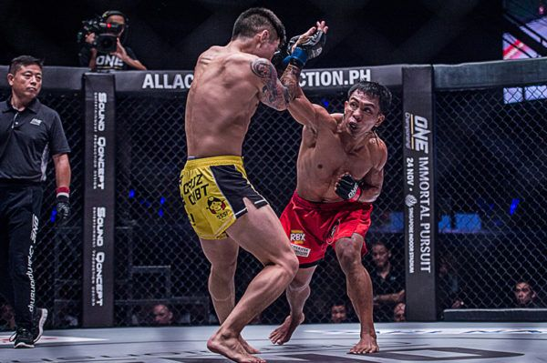 How Kevin Belingon Edged Kevin Chung In Manila