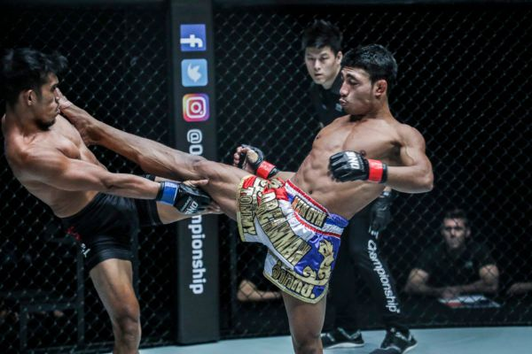 Thai Heroes Deliver In ONE: WARRIORS OF THE WORLD Prelims