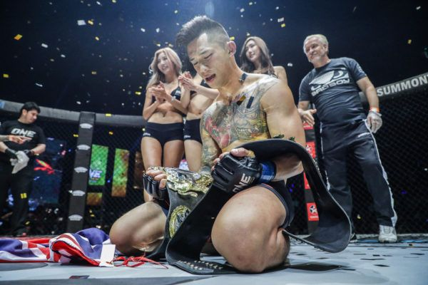 Martin Nguyen Is Gunning To Make History Again In Bangkok