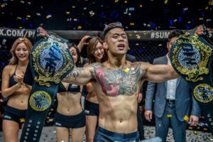 Martin Nguyen On Attempting To Once Again Make History