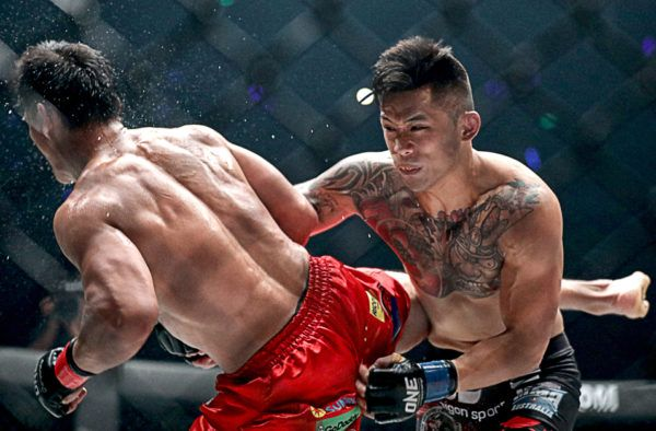 Martin Nguyen Thinks He Has Found Bibiano Fernandes' Weakness