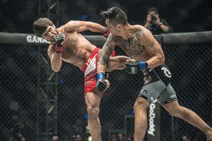 Martin Nguyen VS Marat Gafurov II