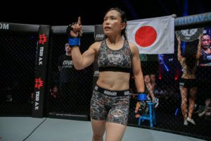 Mei Yamaguchi Vows To Go For The Finish Against Angela Lee