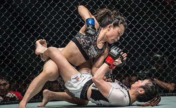 Mei Yamaguchi VS Jenny Huang