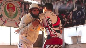 Muhammad Imran Is Ready To Claim A World Title Shot
