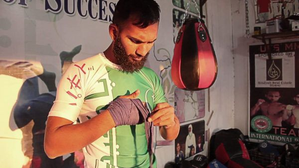 How Martial Arts Gave Muhammad Imran Hope And Dreams