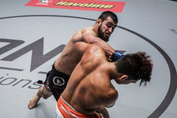 Rasul Yakhyaev Steps Up To Face Koji Ando At ONE: ETERNAL GLORY