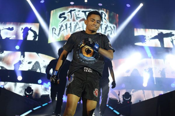 Stefer Rahardian Is Inspired To Be An Indonesian National Hero