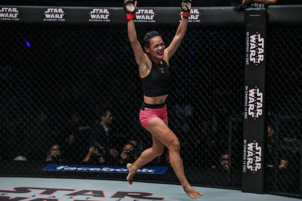 Tiffany Teo's Title Shot-Securing Moment