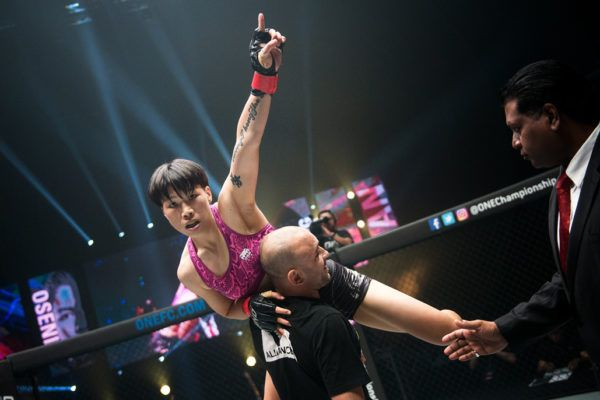 Who Is Strawweight World Title Challenger Xiong Jing Nan?