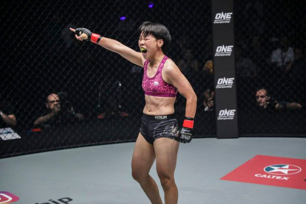 Xiong Jing Nan Makes Perfect ONE Debut With TKO