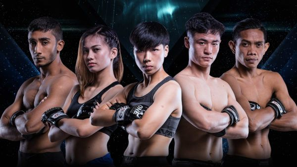 Meet The Rising Stars Debuting At ONE: WARRIORS OF THE WORLD