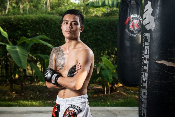 One Of Thailand's Most Promising Stars: Pongsiri Mitsatit