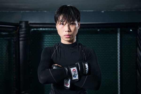 Xiong Jing Nan Values Integrity Through Martial Arts