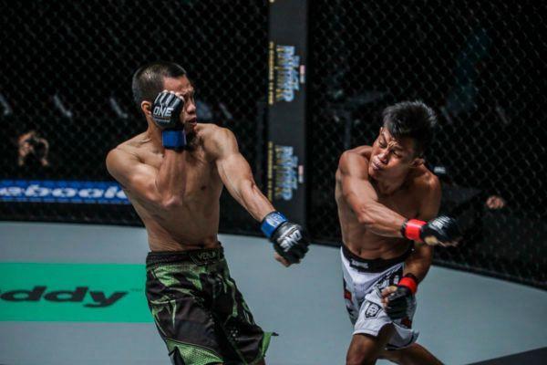 Eddey Kalai VS Adrian Mattheis