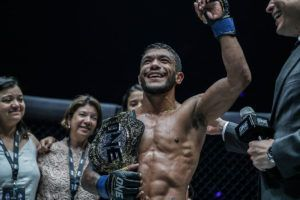 Why Alex Silva Is The ONE Strawweight World Champion