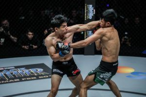 Egi Rozten Is Confident He Will Beat Riski Umar In Jakarta Rematch