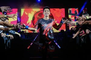 Geje Eustaquio Gave Up A Promising Career For His Dreams