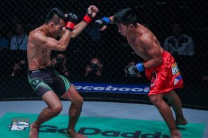 Full Match Replay: Geje Eustaquio VS Anatpong Bunrad
