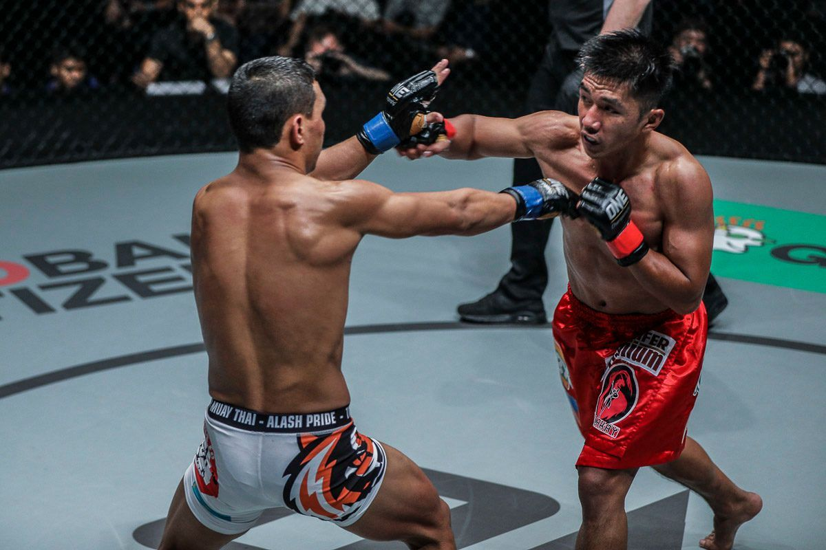 3 Bouts That Prove Geje Eustaquio Is ONE's Rematch King