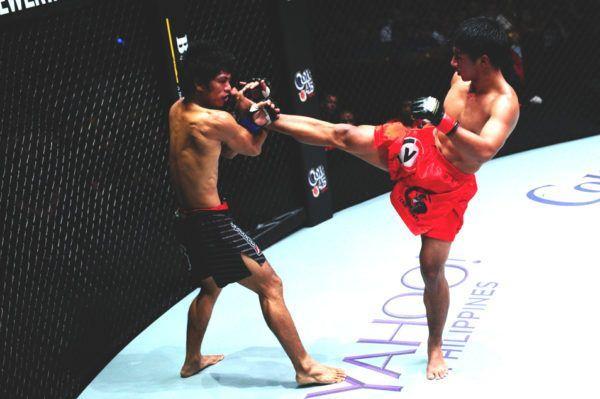 Eugene Toquero VS Geje Eustaquio
