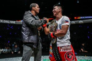 The Thrilling History Of The ONE Flyweight World Championship