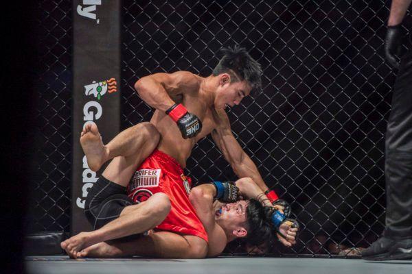 Lan Ming Qiang VS Joshua Pacio