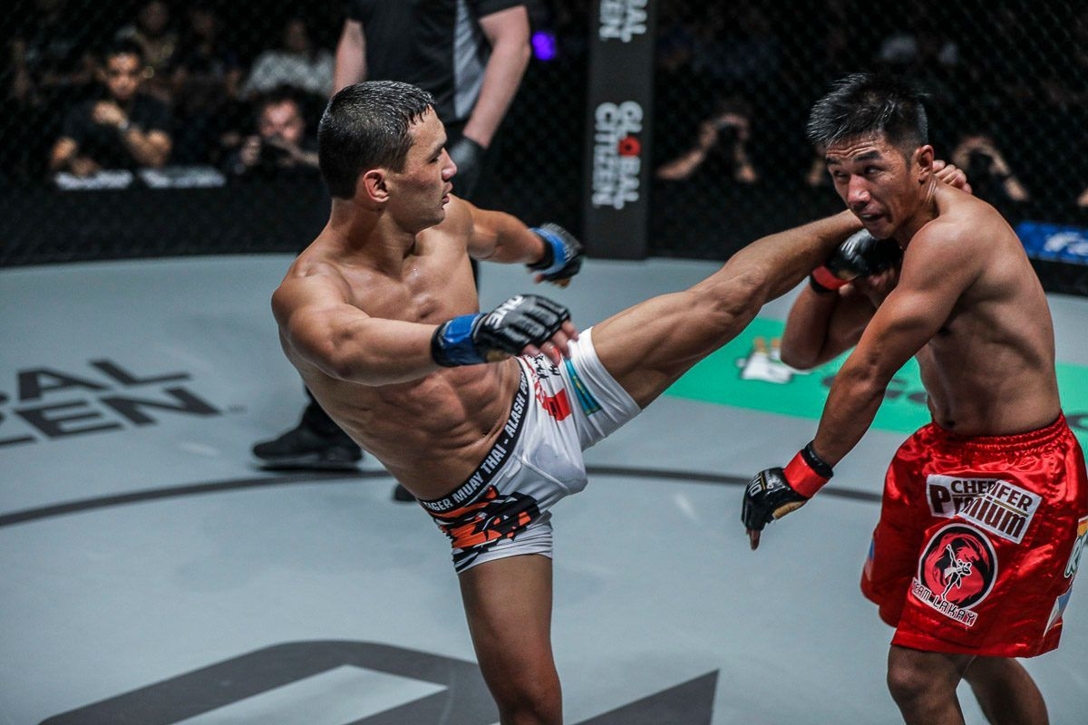 Get Ready For Flyweight Fireworks When Kairat Akhmetov Faces Ma Hao Bin