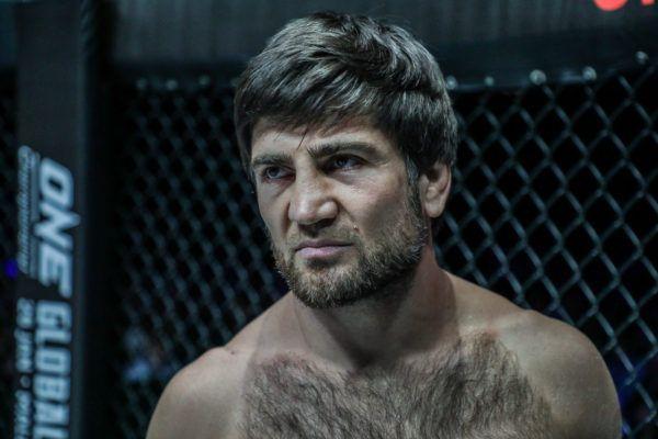 Former Featherweight King Marat Gafurov Considering Lightweight Campaign