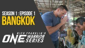 Episode Recap: Rich Franklin's ONE Warrior Series Premiere