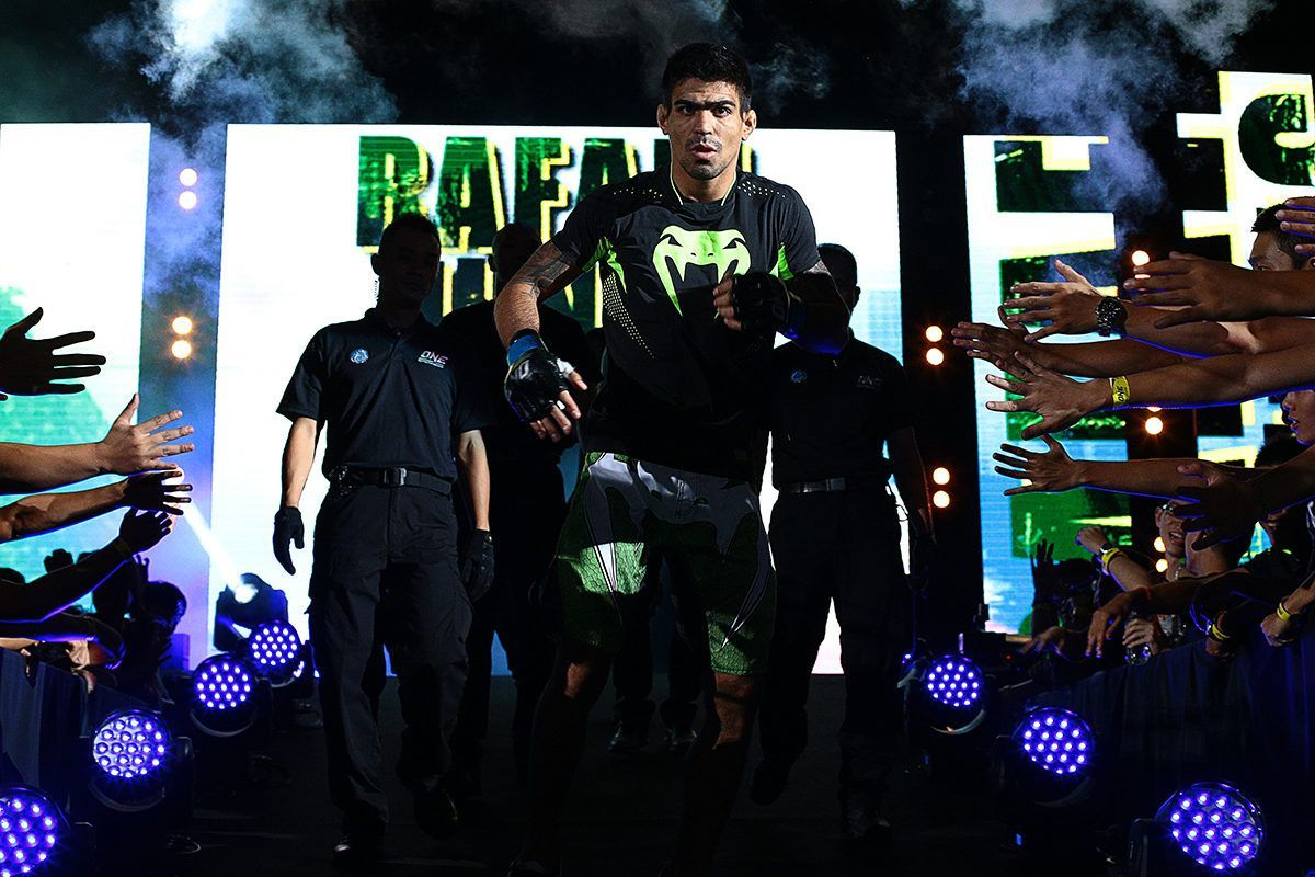 After 3 Tough Years, Rafael Nunes Makes His Comeback