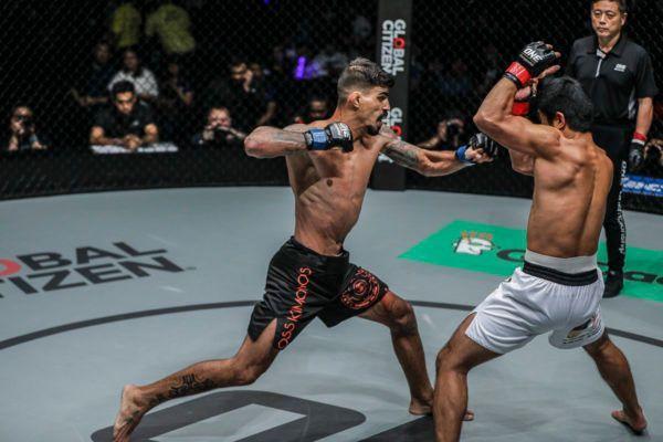 Rafael Nunes VS Eric Kelly