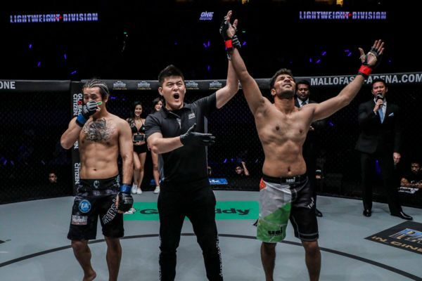 Relive India's Finest Moments In ONE Championship