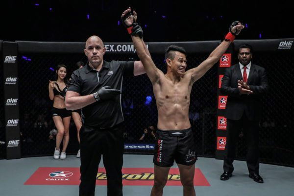 Sagetdao Petpayathai Loves The Challenge Of Mixed Martial Arts