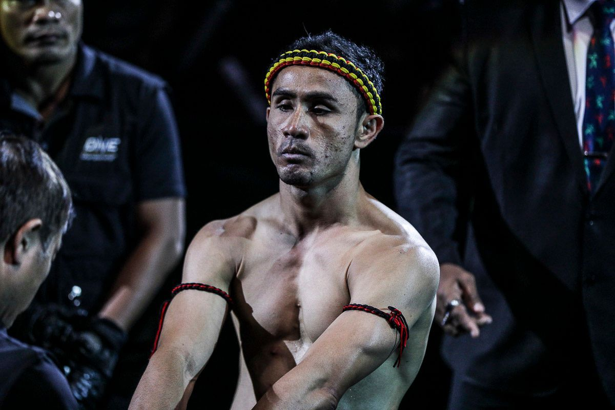 How Sam-A Refound His Competitive Fire To Become A Muay Thai Legend