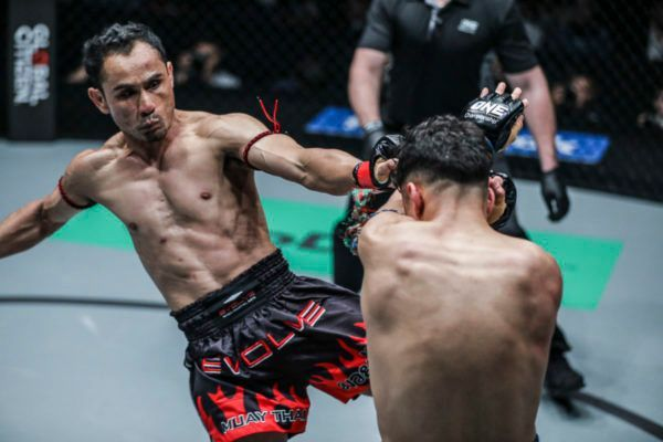 Muay Thai Legend Sam-A Gaiyanghadao's ONE Experience Was Unforgettable