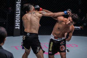 Richard Corminal VS Shannon Wiratchai