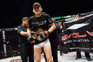 Shinya Aoki's World Champion Credentials