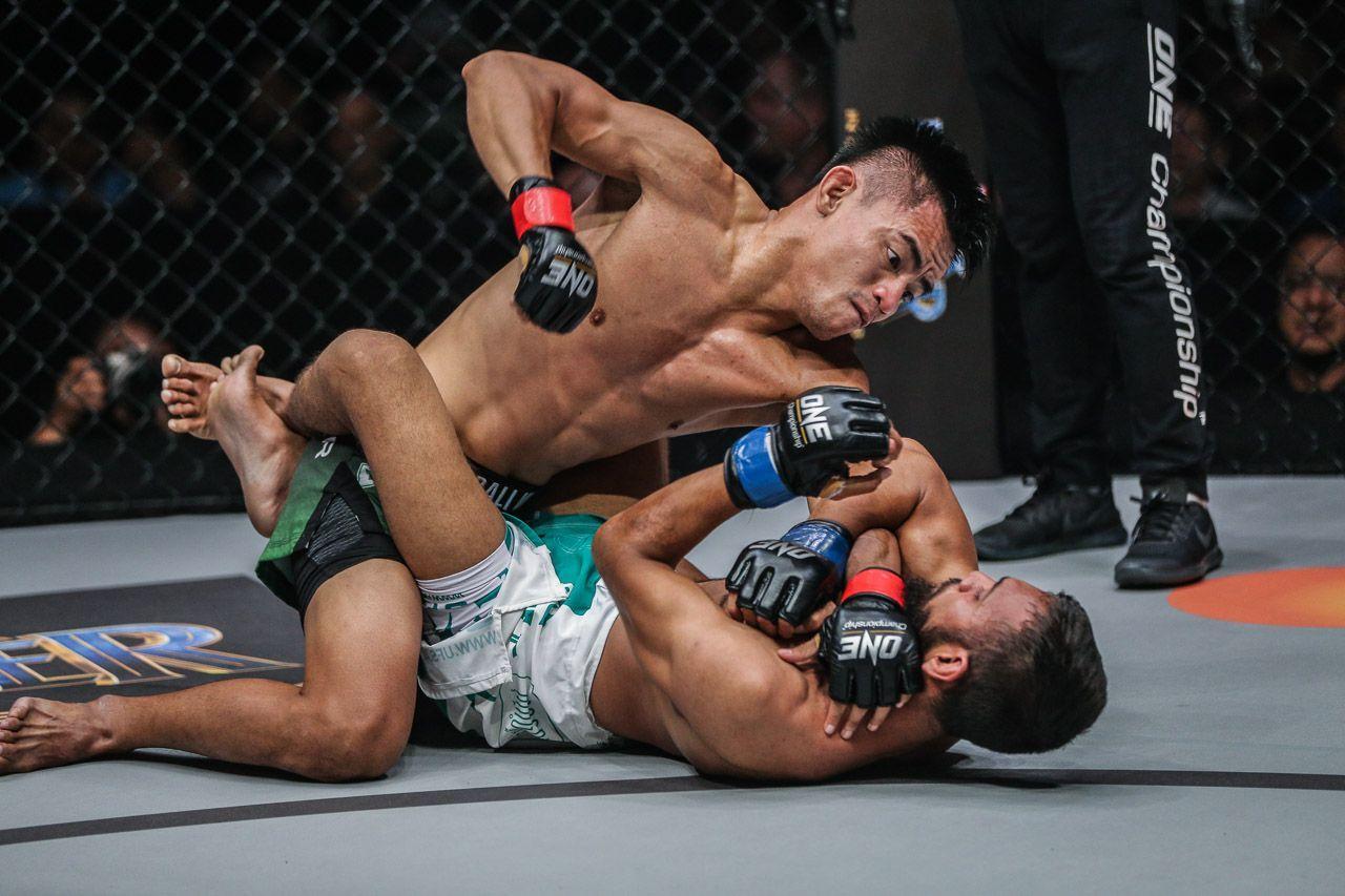 Stefer Rahardian defeats Muhammad Imran