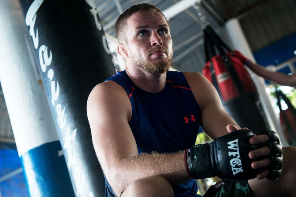 Vitaly Bigdash Ruled Out Of Middleweight Clash In Jakarta