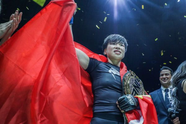 The Top ONE Championship Chinese Stars