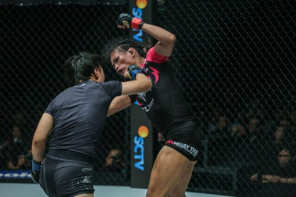 The Top Knockouts From A Thrilling Jakarta Night