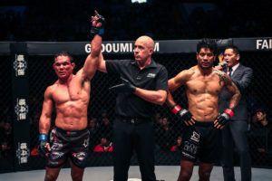 Adrian Pang VS Vincent Latoel