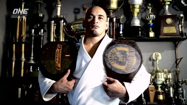 BJJ Has Had A Huge Impact On Alexandre Machado's Life