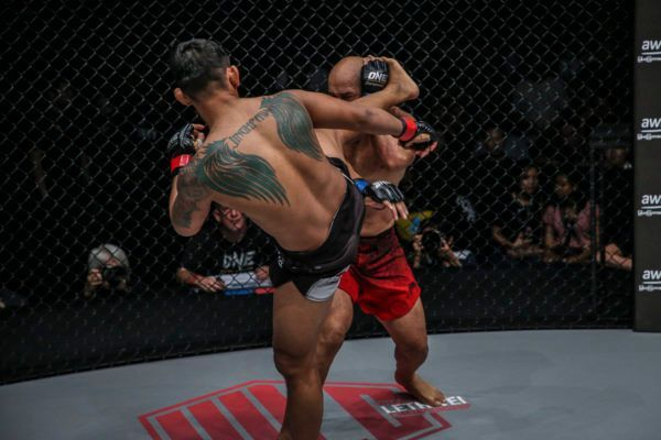 GoDaddy's KO Of The Night In Yangon
